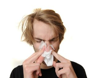 טיפול באלרגיה בשיטת הקינסיולוגיה